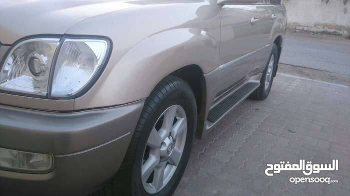 30,000 - 39,999 km mileage Lexus LX for sale