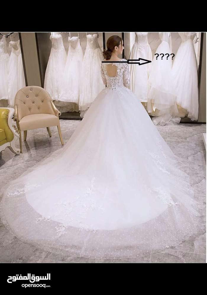 فستان عروس- للبيع