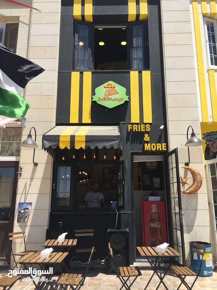 مطعم صغير للبيع منطقة الدوار السابع