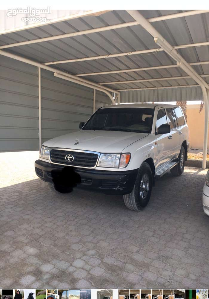2002 Used Land Cruiser with Manual transmission is available for sale