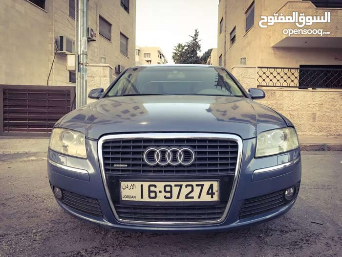 Audi A8 made in 2007 for sale