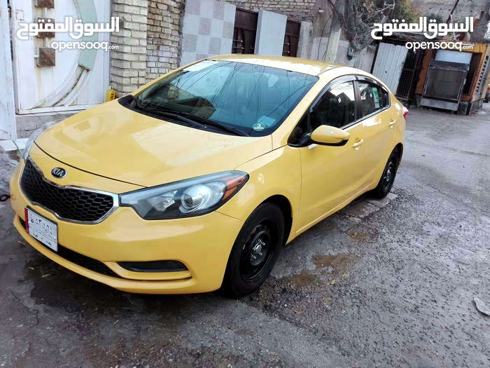 40,000 - 49,999 km mileage Kia Forte for sale