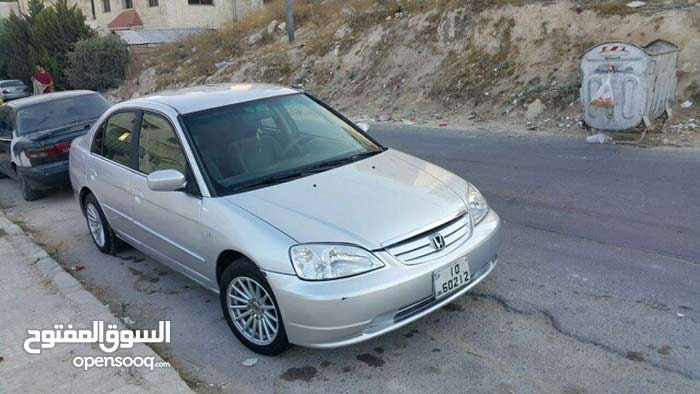 Manual Honda 2003 for sale - Used - Irbid city