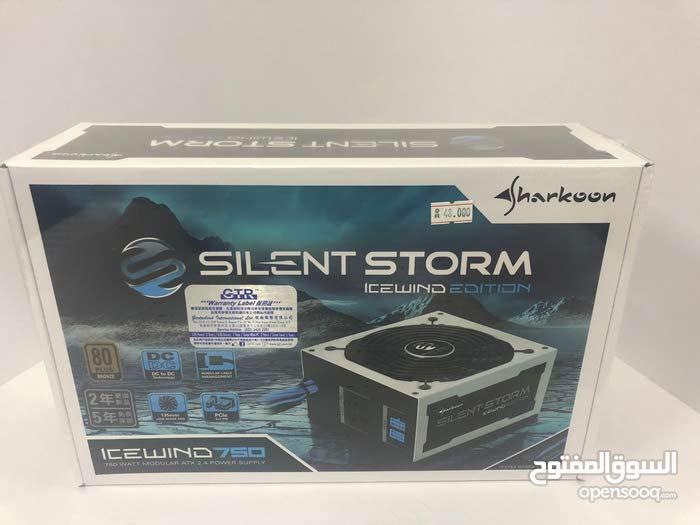 Silentstorm icewind edition 750w