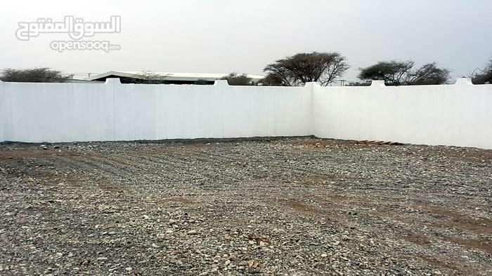 individual land for rent or sale in AL suwaiq industrial.