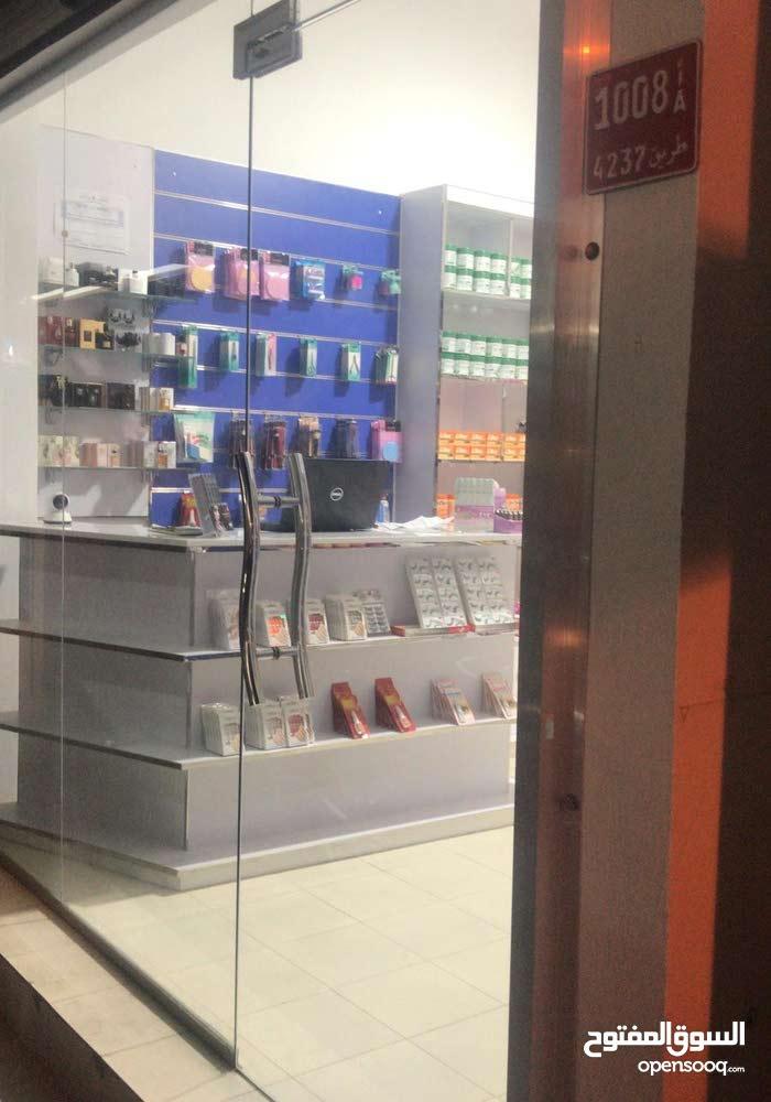 للإيجار : محل تجاري في شارع عراد