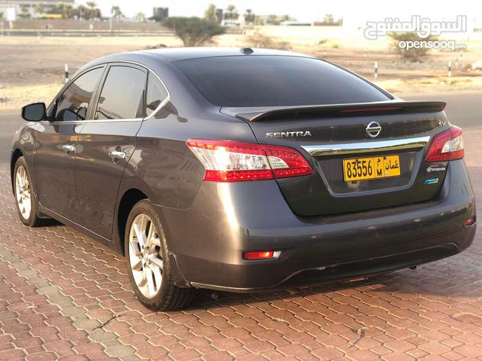 Used condition Nissan Sentra 2014 with 1 - 9,999 km mileage