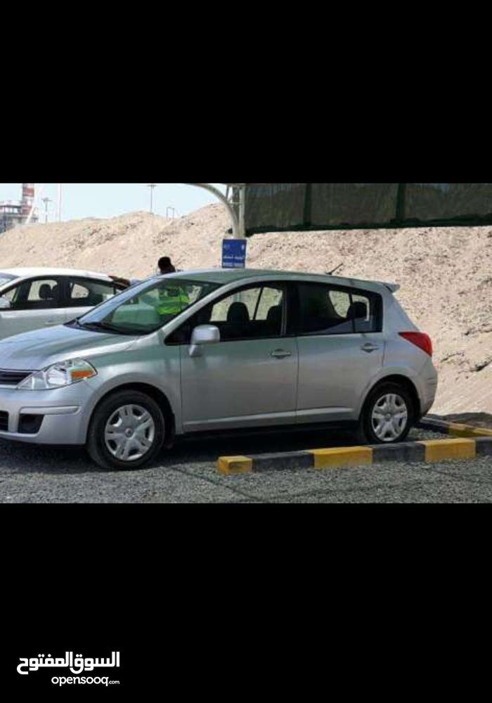 2011 New Tiida with Automatic transmission is available for sale