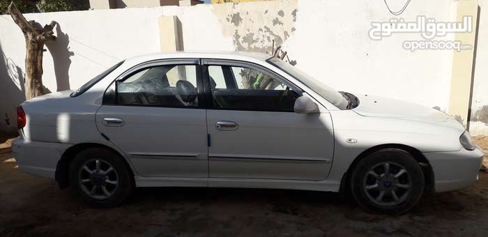 Used 2001 Spectra in Tripoli