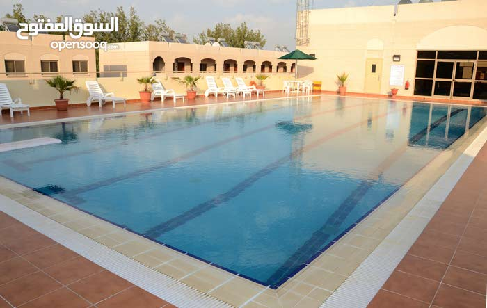 First Floor Furnished apartment for rent with 1 Bedroom rooms - Al Jubail city Al jubail al balad