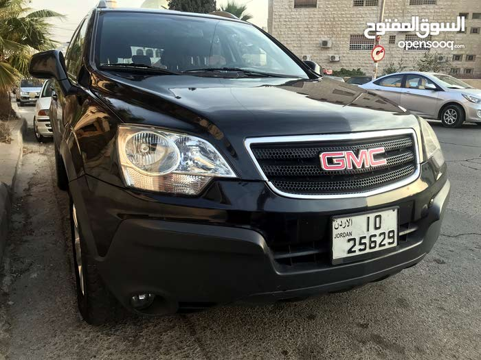 GMC Terrain 2009 for sale in Amman