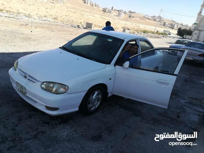 Kia Sephia car for sale 1997 in Zarqa city