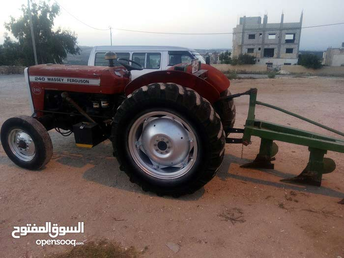 Tractor in Irbid is available for sale