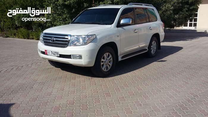 Toyota Land Cruiser 2011 - Abu Dhabi