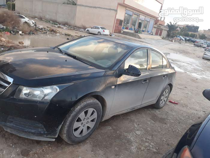 Automatic Daewoo 2010 for sale - Used - Tripoli city