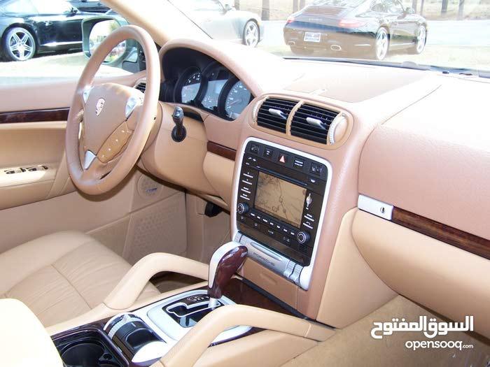 Porsche Cayenne S - rare color