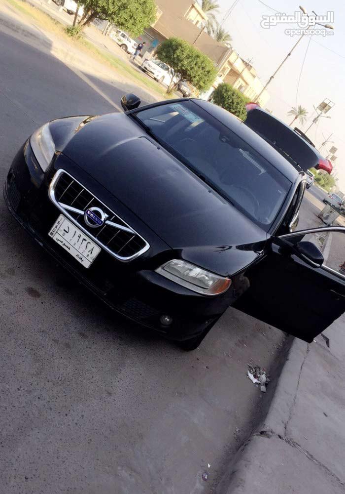 Automatic Black Volvo 2013 for sale