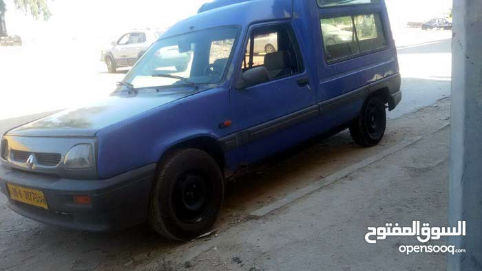 Manual Renault 1998 for sale - Used - Benghazi city