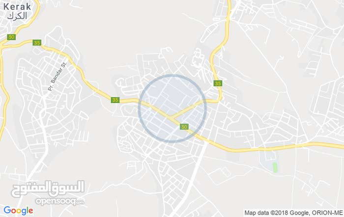 Apartment for sale in Al Karak city Al-Thaniyyah