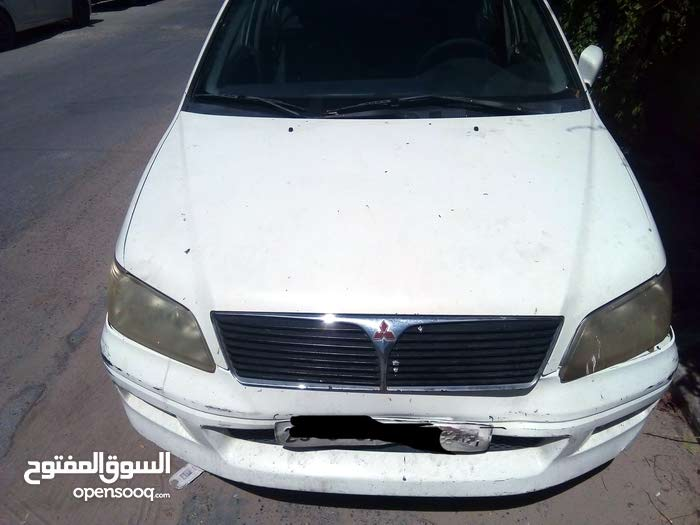 Manual Mitsubishi 2002 for sale - Used - Tripoli city