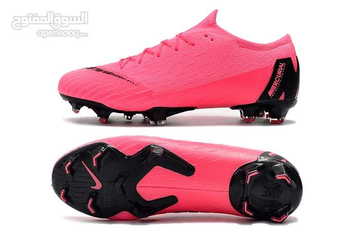تخفيضات على احذية كرة القدم براغي معشب