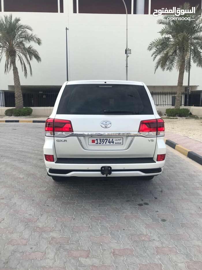 للبيع كروزر GXR V8  موديل 2016 وكالة البحرين
