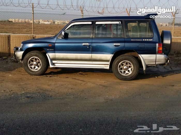 Used 1998 Mitsubishi Pajero for sale at best price