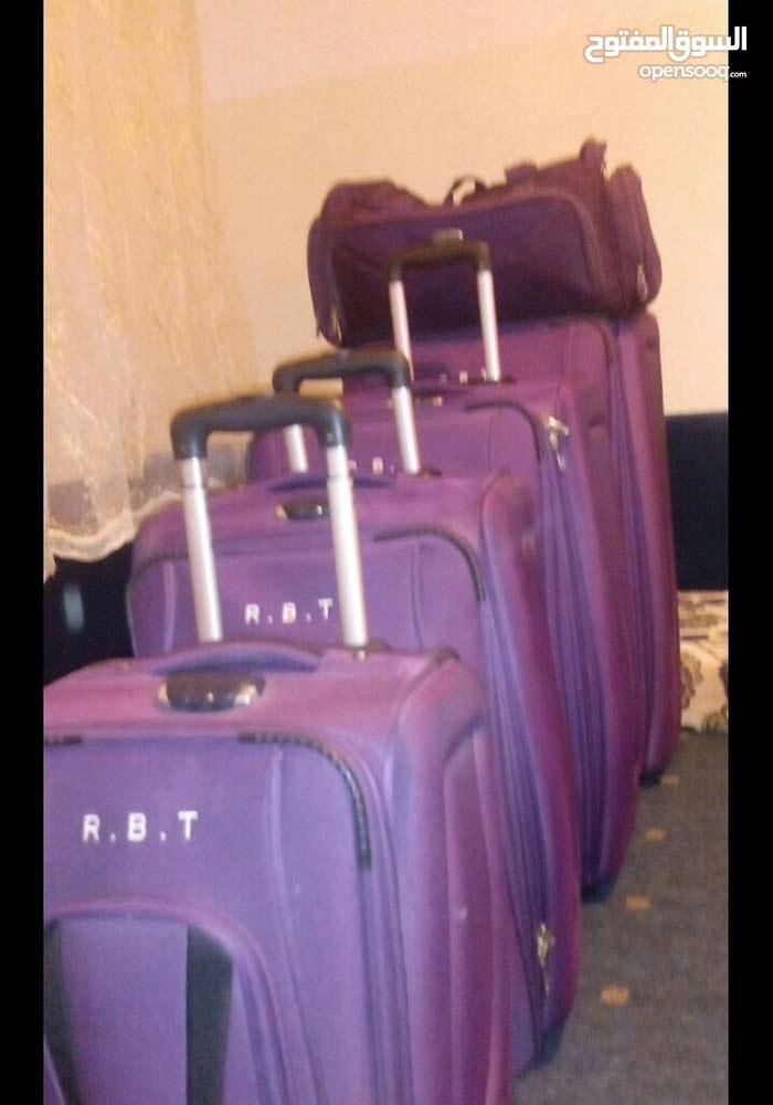 سرية حقائب خمسة قطع للإيجار