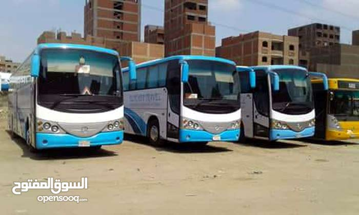 باصات 50 راكب للايجار والرحلات ف مصر