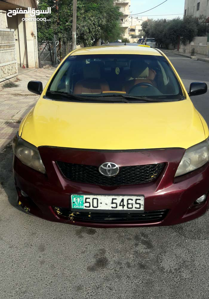 Available for sale! 0 km mileage Toyota Corolla 2009