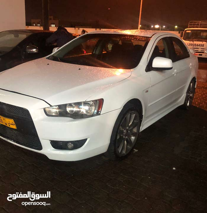 Mitsubishi Lancer car for sale 2009 in Muscat city