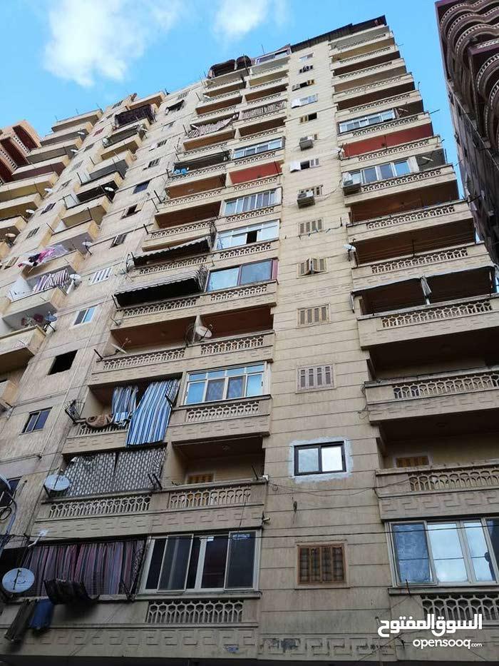 في الفلكى اسكن بالقرب من جميع  الخدمات بشقة ناصية مميزة مساحتها 120 متر
