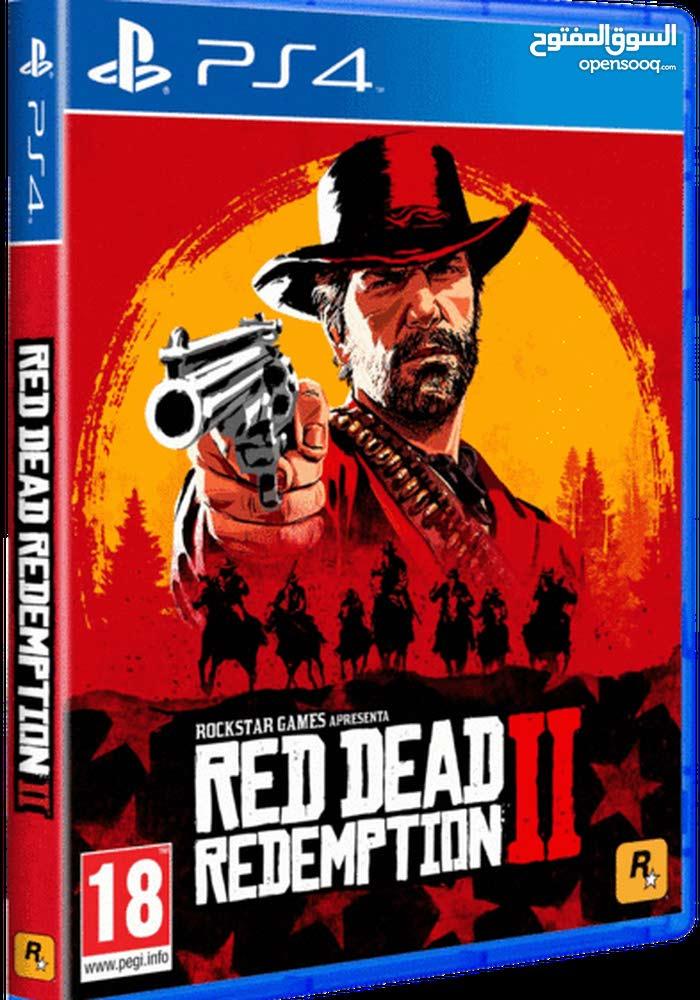 ريد ديد ريدمشن red dead redemption 2