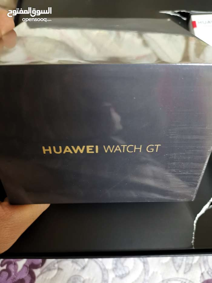 ساعة جديدة هواوي WATCH GT