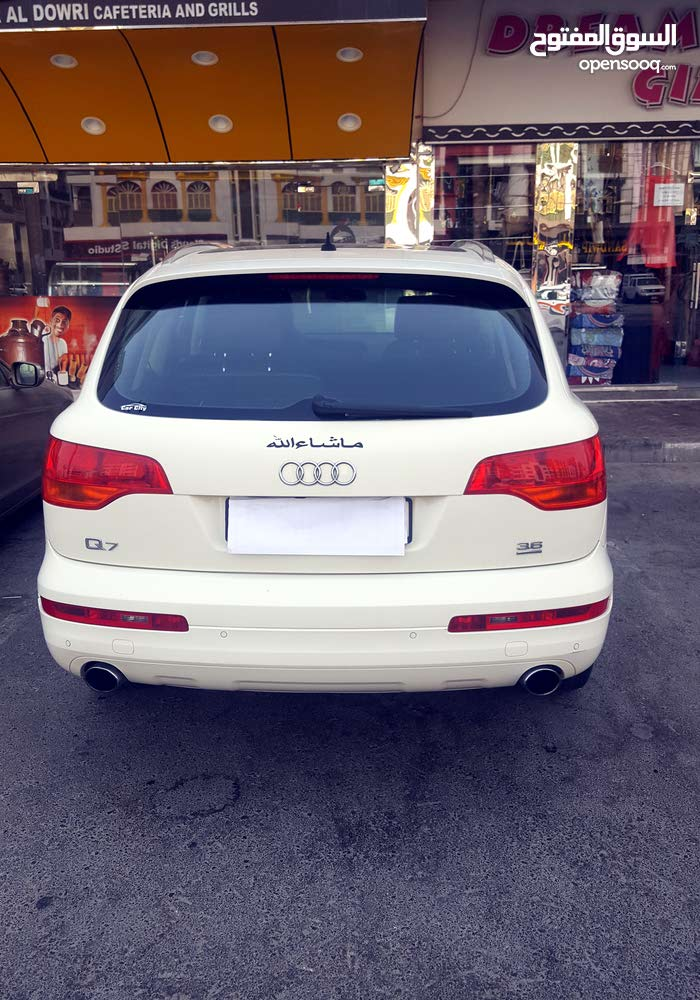Audi Q7 made in 2007 for sale