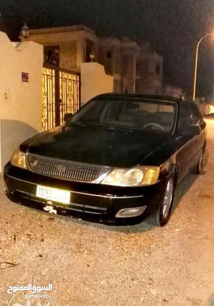 2000 Used Avalon with Automatic transmission is available for sale