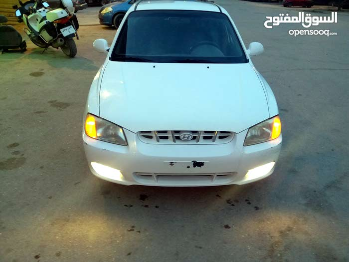 Hyundai Verna 2005 for sale in Benghazi