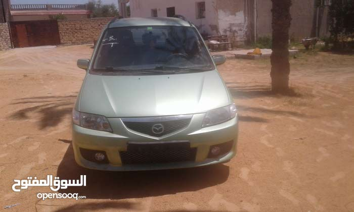 2004 Mazda Premacy for sale in Sorman