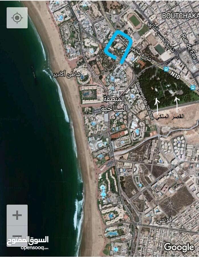 للبيع فندق بالمركز السياحي لمدينة أكادير . المغرب