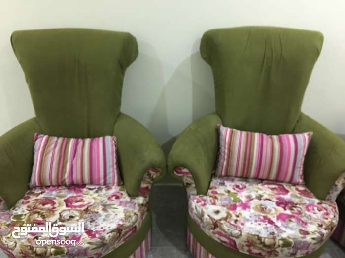 Sofas - Sitting Rooms - Entrances Used for sale in Al Jahra