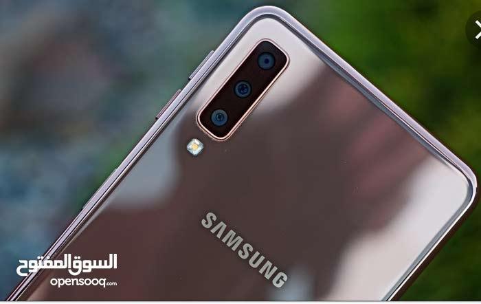جهاز هاتف A7 2018 للبيع كاش أو شيك