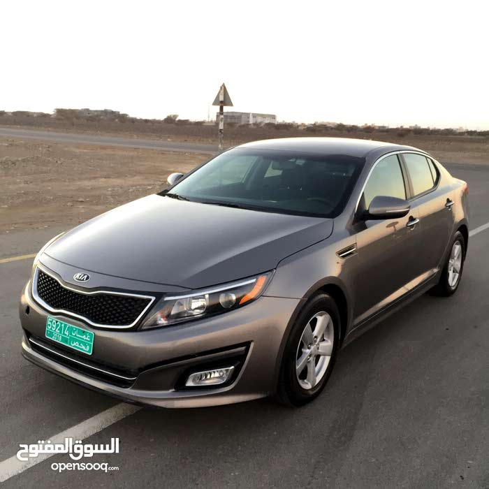 km Kia Optima 2015 for sale