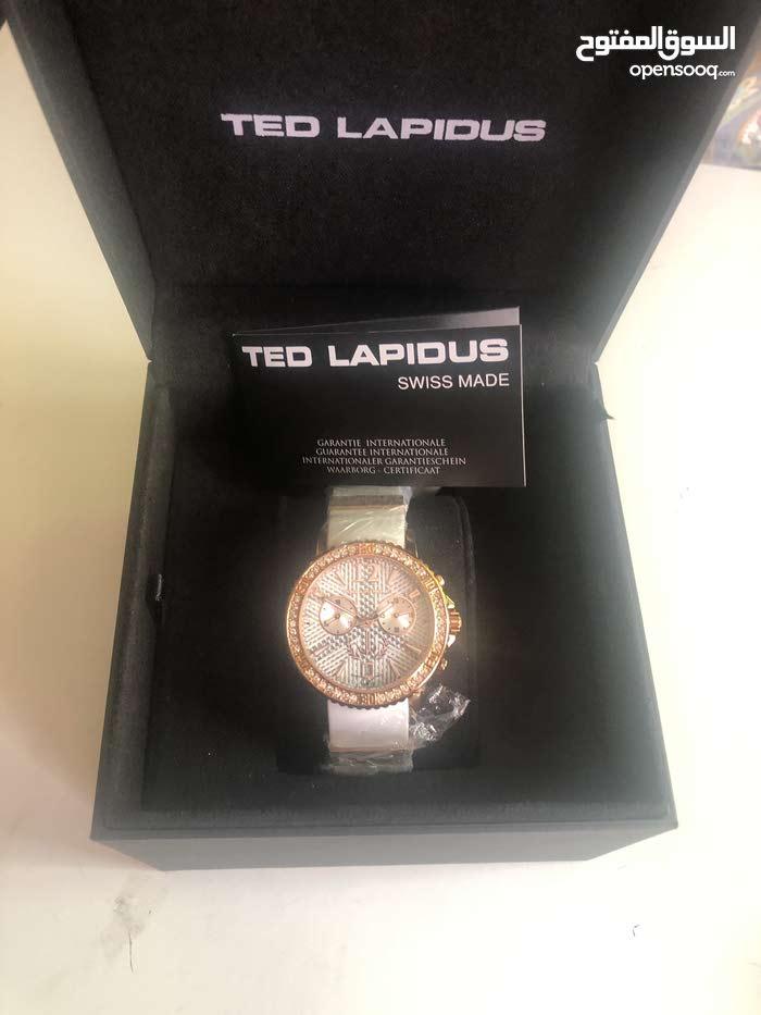 969cdd3b2 ted lapidus ساعة سويسرية - (103757970) | السوق المفتوح