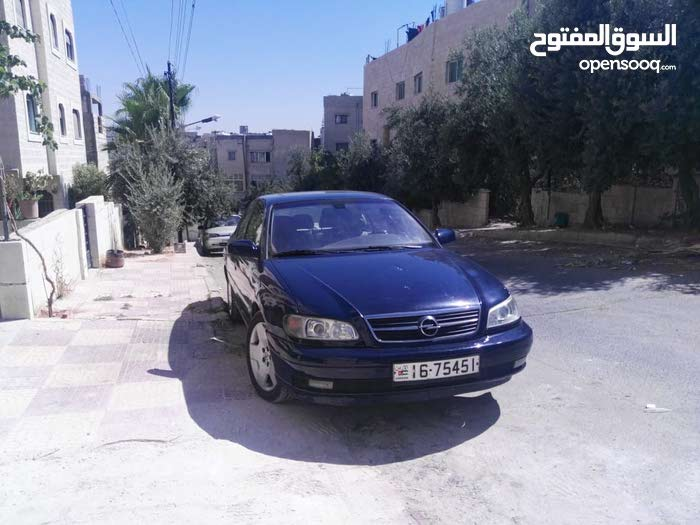 Used condition Opel Omega 2003 with 100,000 - 109,999 km mileage