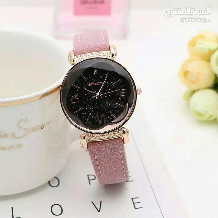 ساعة مميزة من شركة GEGEOY
