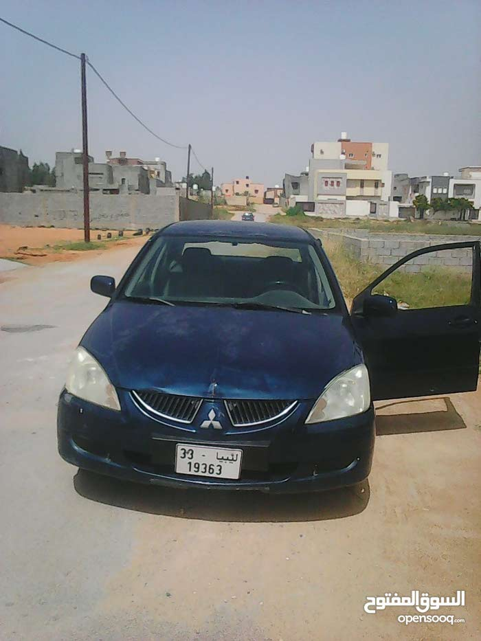 2004 Used Mitsubishi Lancer for sale