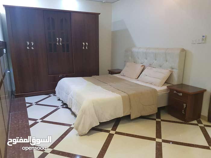 First Floor  apartment for rent with 1 rooms - Al Riyadh city Al Munsiyah
