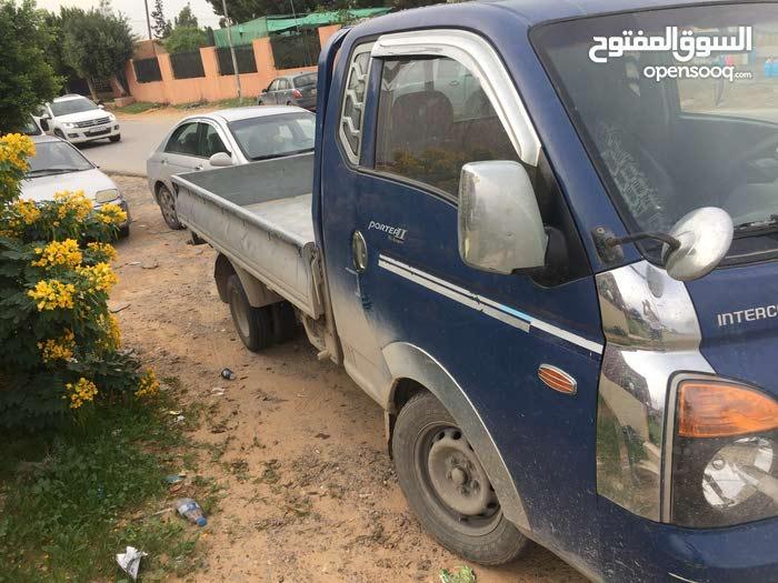 Blue Hyundai Porter 2007 for sale
