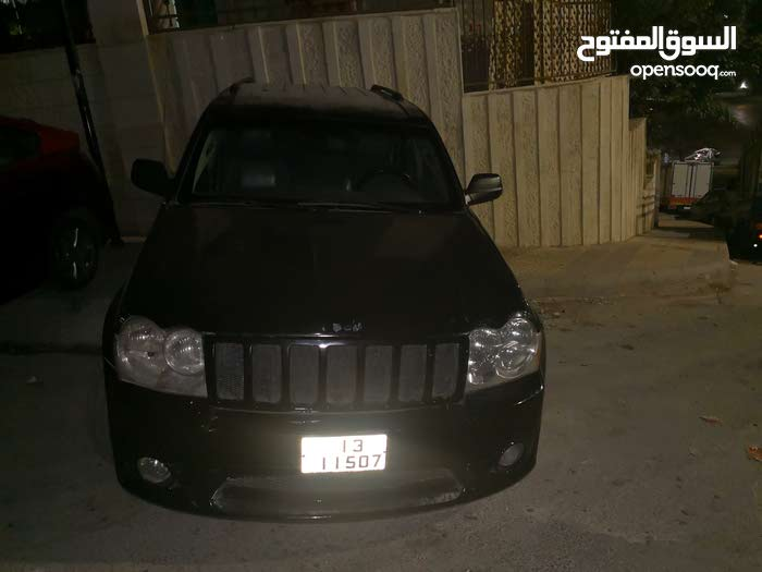 Black Jeep Grand Cherokee 2006 for sale