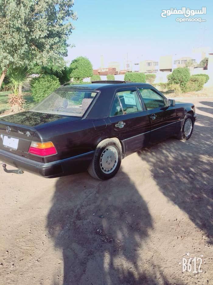 For sale 1990 Black E 300